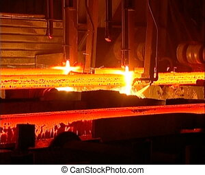 metallurgy 30 - steel production