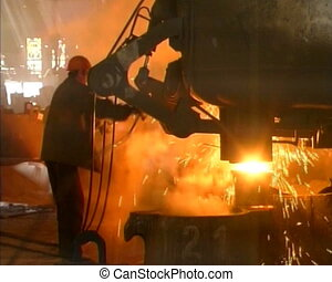 metallurgy 25 - steel production