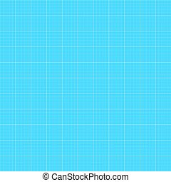 Graph grid paper - Vector illustration graph plotting grid...
