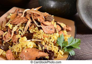 Chinese rice