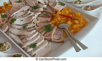 Buffet, Catering