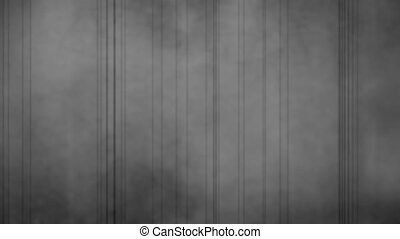 Black and white grunge looping abstract animated backdrop -...