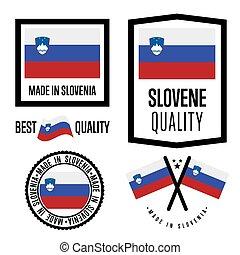 Slovenia quality label set for goods
