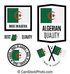 Algeria quality label set for goods - Algeria quality...