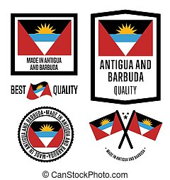 Antigua and Barbuda quality label set for goods - Antigua...