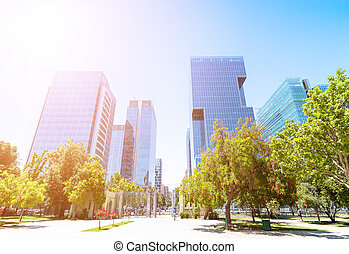 Barrio Nueva Las Condes in Santiago, Chile - Commercial...