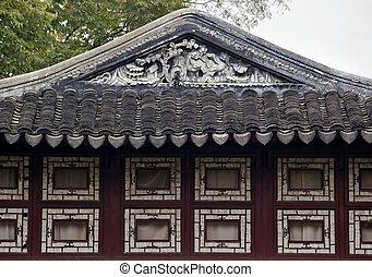 Garden of the Humble Administrator, Zhouzheng Yuan, Ancient...
