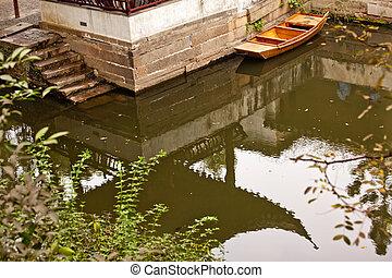 Garden of the Humble Administrator, Zhouzheng Yuan,...