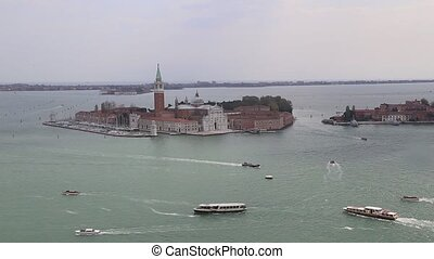 Venice Venezia Italy spring video 1080p - DSLR Full HD...