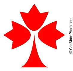 Maple Leaf Icon - Maple Leaf