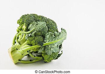 brassica, bróculi,  oleracea