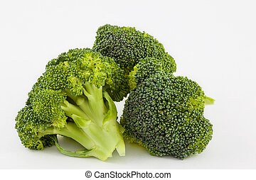 oleracea), bróculi,  (brassica