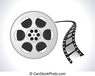 film roll icon vector illustration