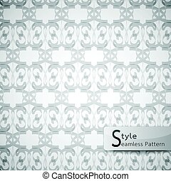 abstract seamless pattern mesh. white texture background