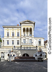 villa in the old center of Bonn - old villa in the old...