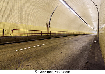 Robert C Levy aka Broadway Tunnel in San Francisco - The...