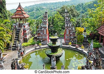 Temple Brahma Vihara Arama Banjar Bali, Indonesia