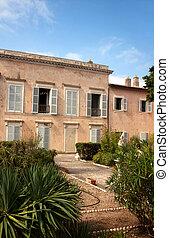 Napoleons Residence, Villa Dei Mulini, Elba Island - Front...