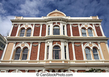 Colonial architecture - Old, beautiful colonial architecture...