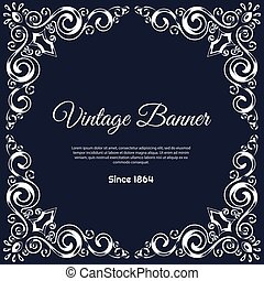 Vintage background lable style Design Template,Vector...