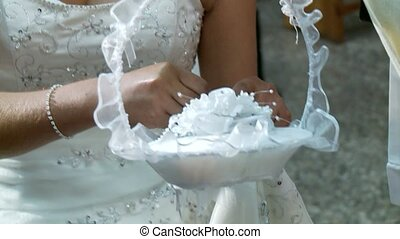 Wedding Ceremony, Rings