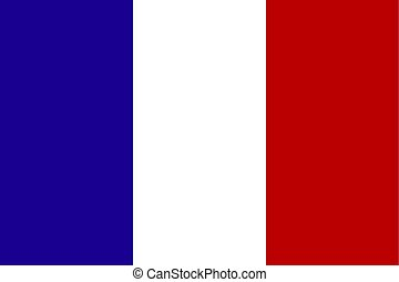 Official national flag of France. - Official national flag...