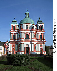 Minor Basilica of St. Lawrence and St. Zdislava, Bohemia