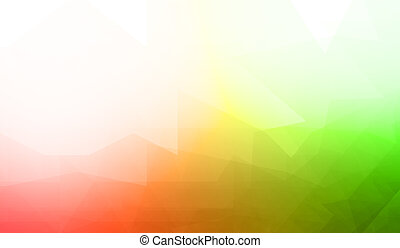 Creative bright background - Creative bright colorful...