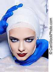 anti aging surgery - Beauty, fashion and medicine, plastic...