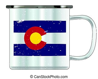 Colorado Tin Cup