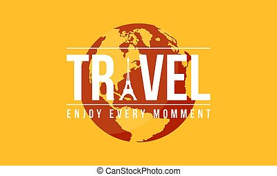 Travel with world collection