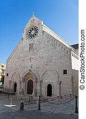 Cathedral. Ruvo di Puglia. Apulia.