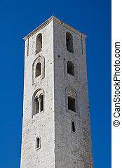 Belltower. Ruvo di Puglia. Apulia.