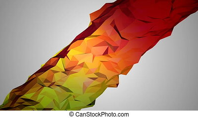 Animation of abstract. - It is animation of abstract.