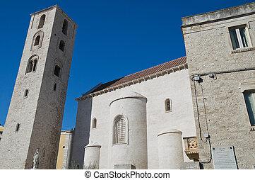 Cathedral Ruvo di Puglia Apulia