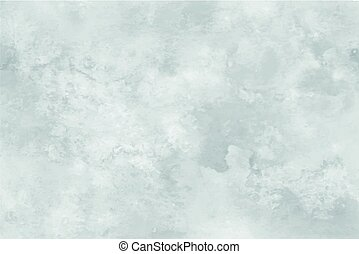 graseby watercolor abstract background. In shades of grey...