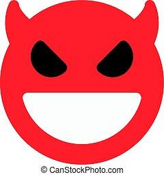 devil emoji