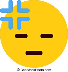 very tired emoji