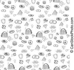 seamless pattern training