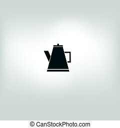 Vector icon tea