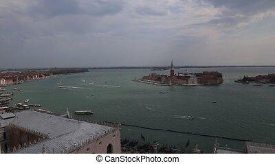 Venice Venezia Italy spring video 1080p - DSLR Full HD...