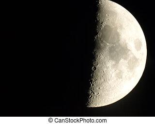 half moon - Half moon