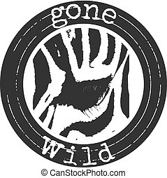 Gone wild label