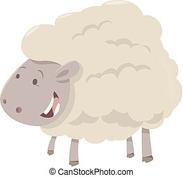 farm sheep animal