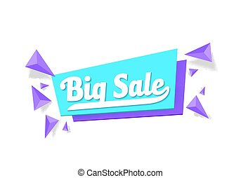 Vector Sale Tag Template - Illustration of Vector Sale Tag...