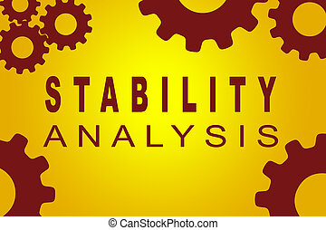 Stability Analysis concept