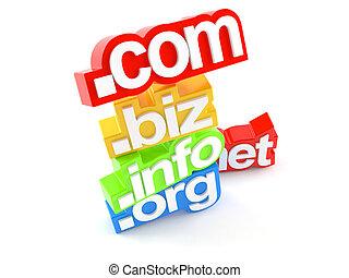 Domains name