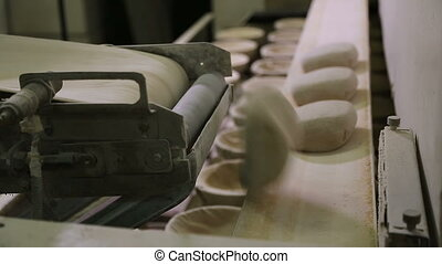 Automated Production Of Bread - Automated production of...