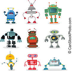 Robots - Robot set