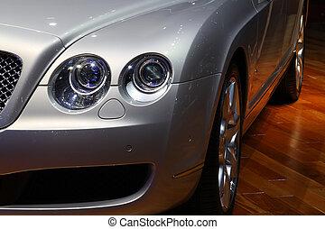自動車, ライト